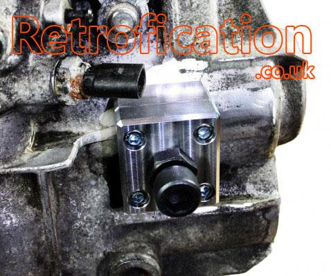 02M 02Q Gearbox 4motion Quattro R32 4th Gear Support Conversion